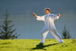 Tai Chi in Nature