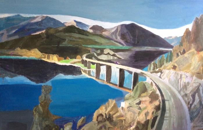 sylvenstein-reservoir