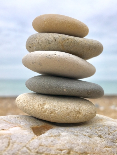 Mindfully balancing all the elements of our life